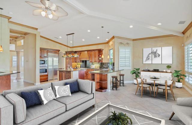 18 Porto Cielo Court, Rancho Mirage, CA 92270