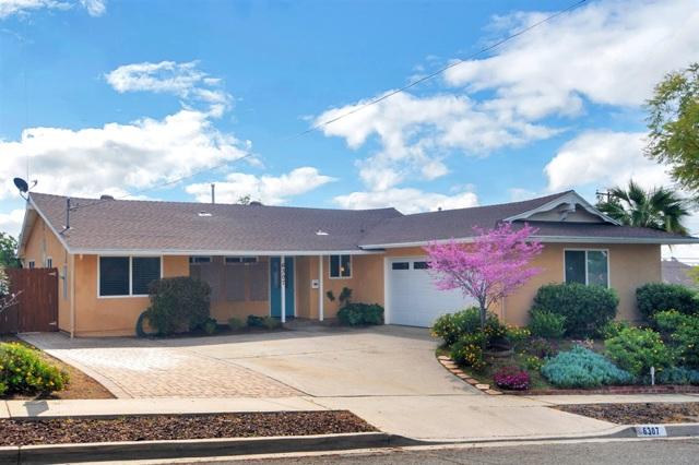 6307 Balsam Lake Ave, San Diego, CA 92119