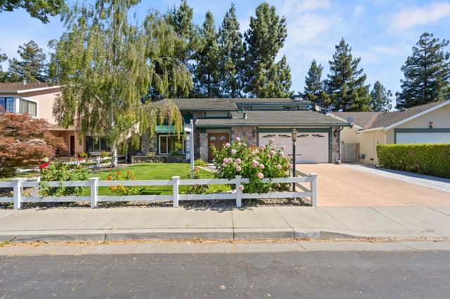 5202 War Wagon Drive, San Jose, CA 95136