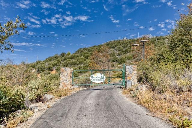 15962 N Peak Rd, Julian, CA 92036