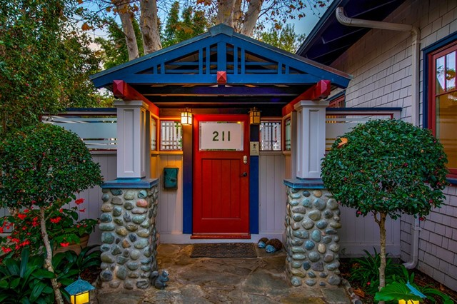 211 W Walnut Ave, San Diego, CA 92103
