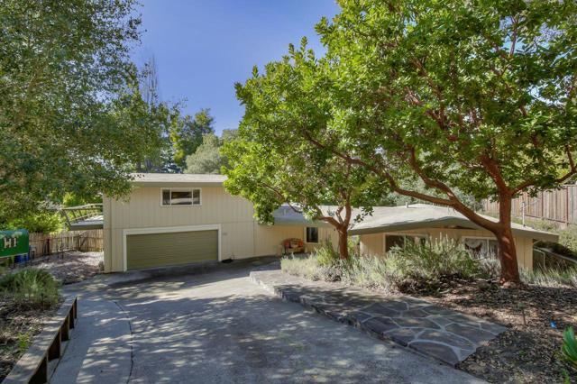 111 Ponderosa Drive, Santa Cruz, CA 95060