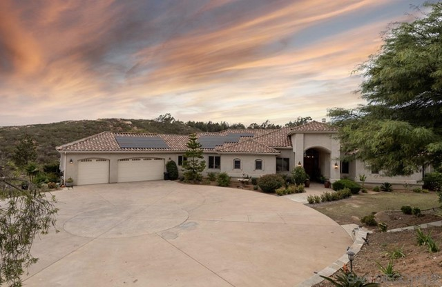 Details for 16056 Eucalyptus Heights Rd, Poway, CA 92064