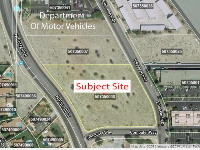 0 Farrell Drive, Palm Springs, CA 92264