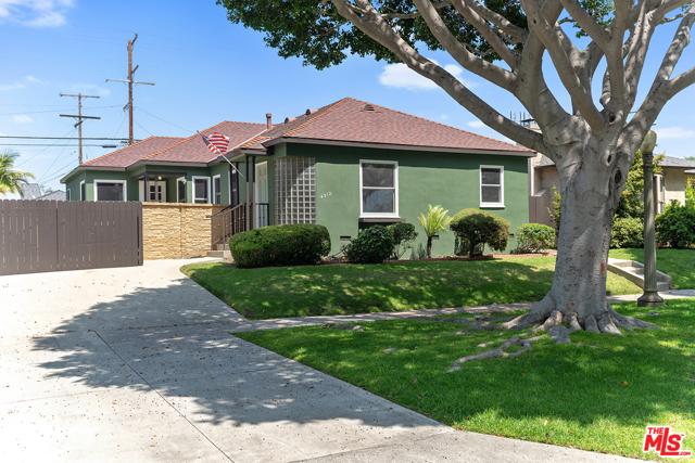 4312 ELENDA Street, Culver City, CA 90230