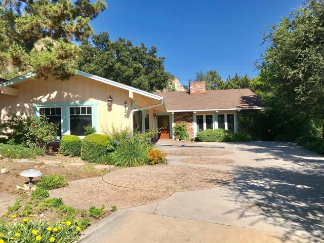 5428 Vista Del Arroyo Drive, La Crescenta, CA 91214
