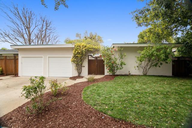 1063 Yorktown Drive, Sunnyvale, CA 94087