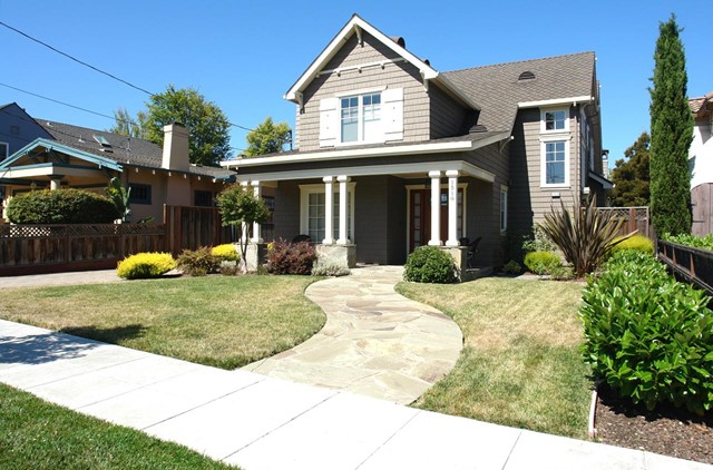 1510 Cypress Avenue, Burlingame, CA 94010