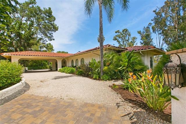 17501 Los Eucaliptos, Rancho Santa Fe, CA 92067