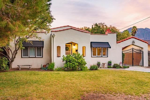 2019 Beverly Drive, Pasadena, CA 91104