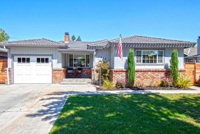 1453 Jeffery Avenue, San Jose, CA 95118