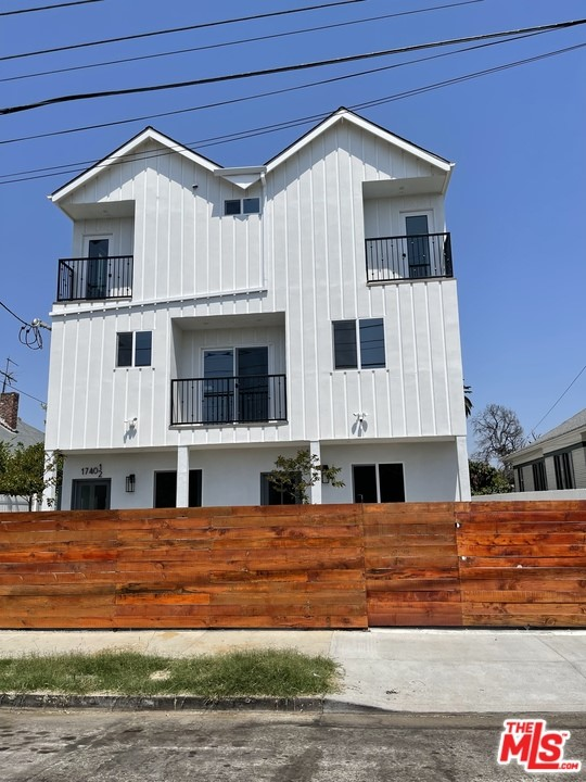 Recently sold property on same block. Great example of e redevelopment occurring.