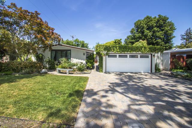 815 Rorke Way, Palo Alto, CA 94303