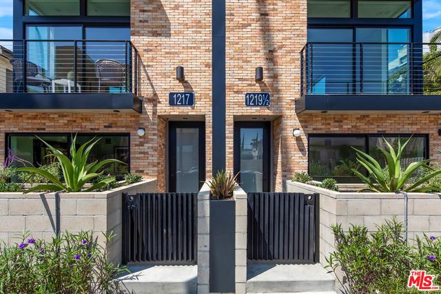 1219 N MANSFIELD Avenue, Los Angeles, CA 90038