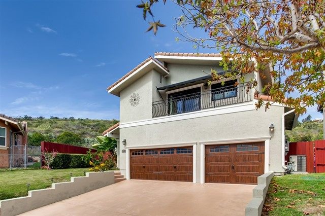 3850 Carbo Ct., La Mesa, CA 91941