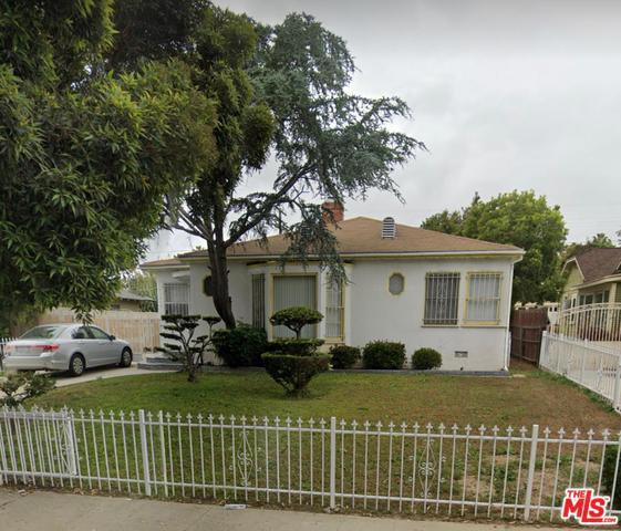 5465 WEST Boulevard, Los Angeles, CA 90043