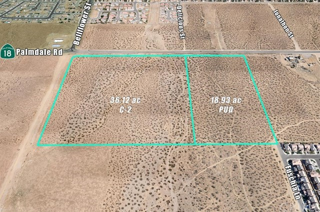 0 Palmdale Road, Victorville, CA 92392