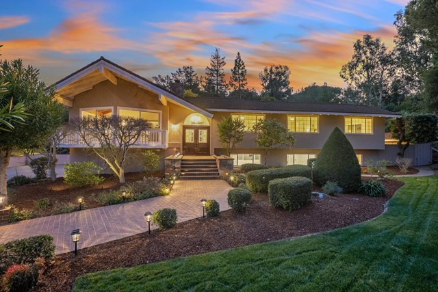 13545 Saraview Drive, Saratoga, CA 95070