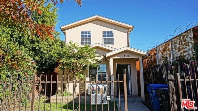 9318 S SAN PEDRO Street, Los Angeles, CA 90003