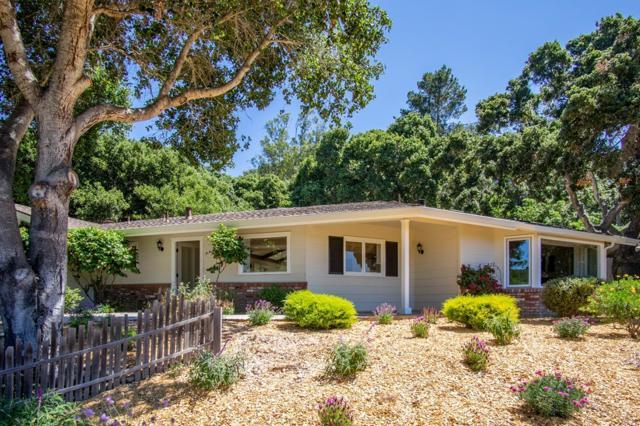 167 El Caminito Road, Carmel Valley, CA 93924