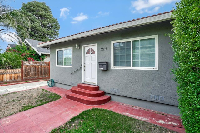 1234 Shortridge Avenue, San Jose, CA 95116