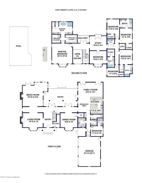 1238 GREEN LANE- Floor plan
