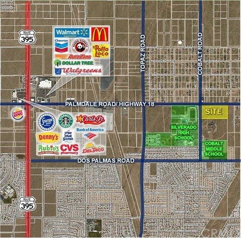 Details for 0 Palmdale Road, Victorville, CA 92392