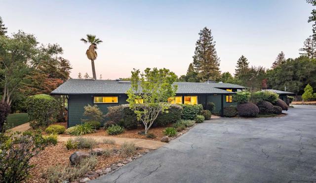 135 Woodside Drive Woodside, CA 94062