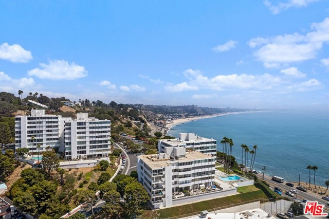 Rarely available is this remodeled sexy 1 bedroom residence at the coveted Edgewater Towers, a resort-like 9-acre community sited on a bluff above Sunset Surf Break. Masterfully designed with head on 180 degree ocean and white water views, this units features include an open floor plan kitchen with stainless steel appliances and Caesarstone counter tops, a breakfast bar, beautiful oak lipizzan wood floors, Italian tile, rain shower, custom closets, new windows, central HVAC with a LG smart thermostat system, custom LED lighting, and VIEWS, VIEWS, VIEWS! Community amenities include a guard-gated entrance, 2 ocean view pools/spas, gym, tennis, basketball, bbq & picnic areas, hiking trails & gardens that overlook the beach. HOA dues cover Earthquake Insurance and most utilities including high-speed internet & the unparalleled grounds offer views of the Queen's Necklace, coastline, ocean, & city lights. A must see residence that is fit for the most discerning buyers.