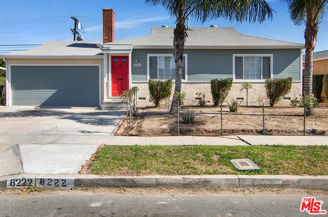 8222 VANSCOY Avenue, North Hollywood, CA 91605