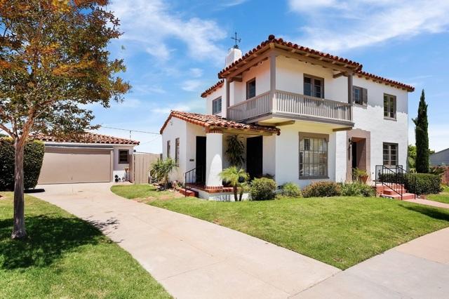 4380 N Talmadge Dr, San Diego, CA 92116