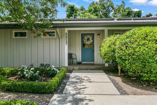 1217 Grandview Avenue Ojai, CA 93023