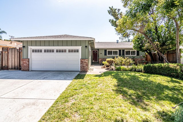 6221 Lillian Way, San Jose, CA 95120