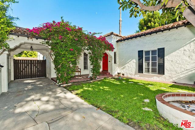 352 N ORLANDO Avenue, Los Angeles, CA 90048
