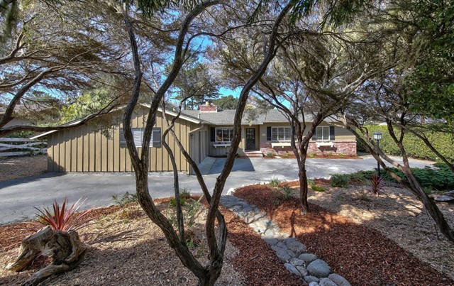 3050 Strawberry Hill Road, Pebble Beach, CA 93953