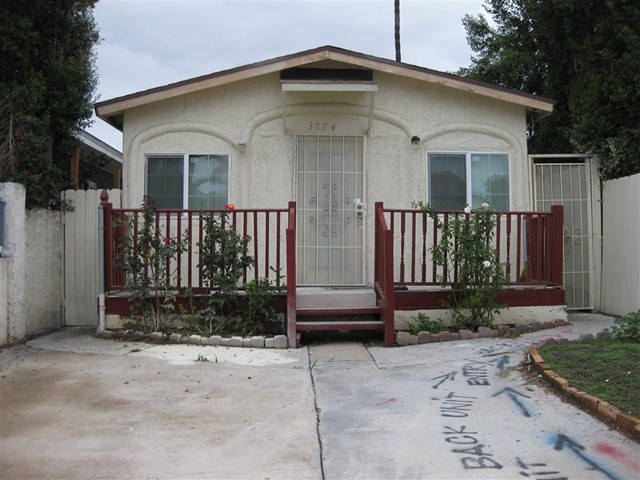 3874 46th Street, San Diego, CA 92105