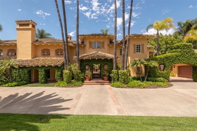 18278 Via de Sueno, Rancho Santa Fe, CA 92067