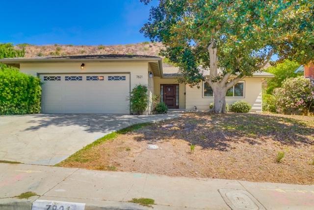 7821 Golfcrest Drive, San Diego, CA 92119