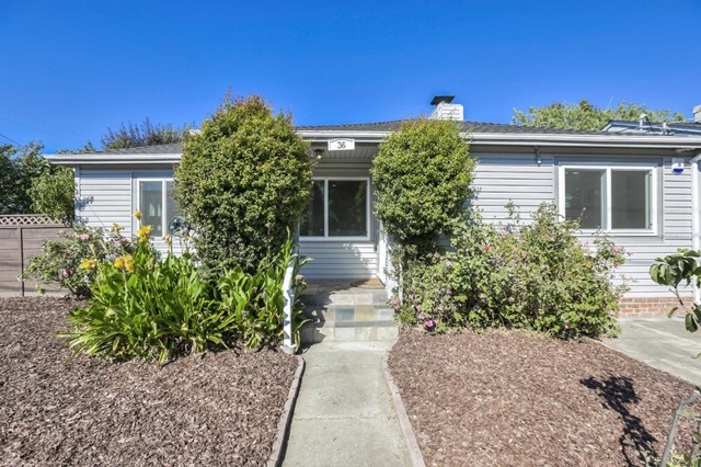 36 Kingston Street, San Mateo, CA 94401