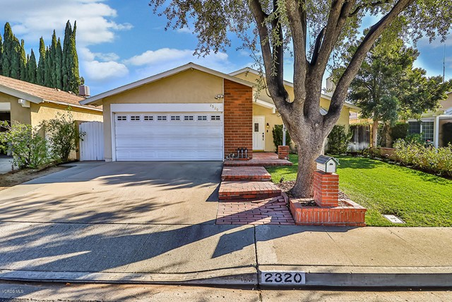 2320 Corlson Place, Simi Valley, CA 93063