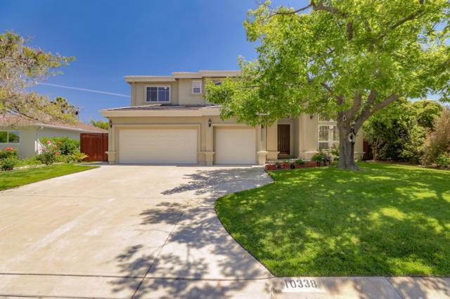 10338 Mira Vista Road, Cupertino, CA 95014