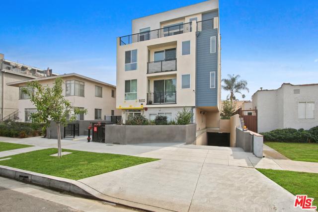 8532 Cashio, Los Angeles, California 90035, 2 Bedrooms Bedrooms, ,2 BathroomsBathrooms,Condominium,For Lease,Cashio,21683222