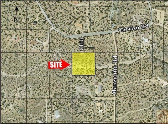 0 2.5 Ac Lot 10 Chia Ln, Mountain Center, CA 92561