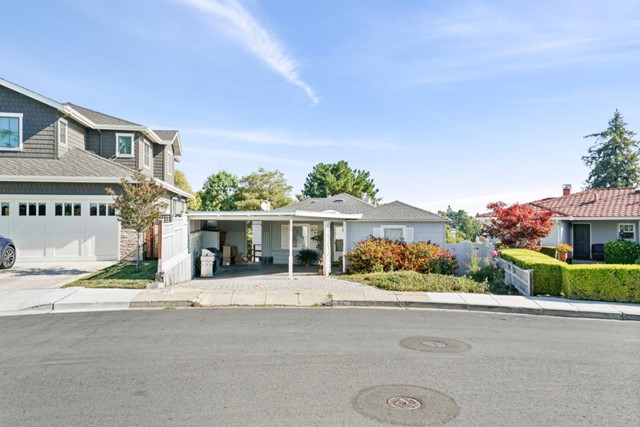 61 Hilltop Drive, San Carlos, CA 94070