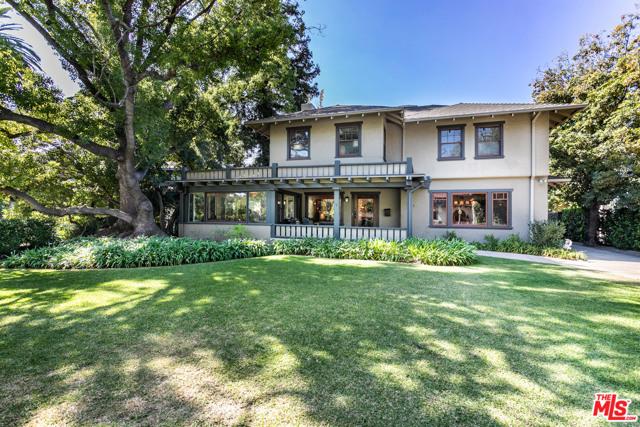 865 S El Molino Avenue, Pasadena, CA 91106