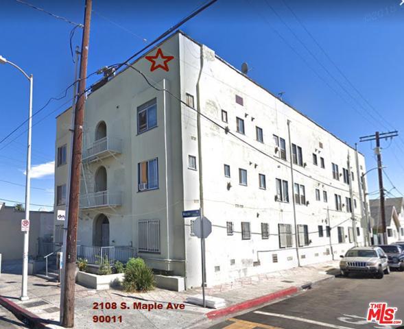 2108 MAPLE Avenue, Los Angeles, CA 90011
