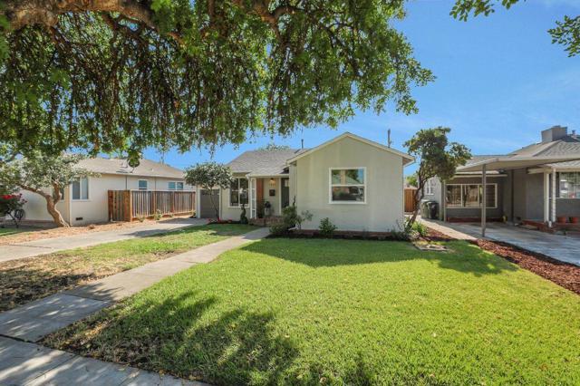 1315 Forrestal Avenue, San Jose, CA 95110