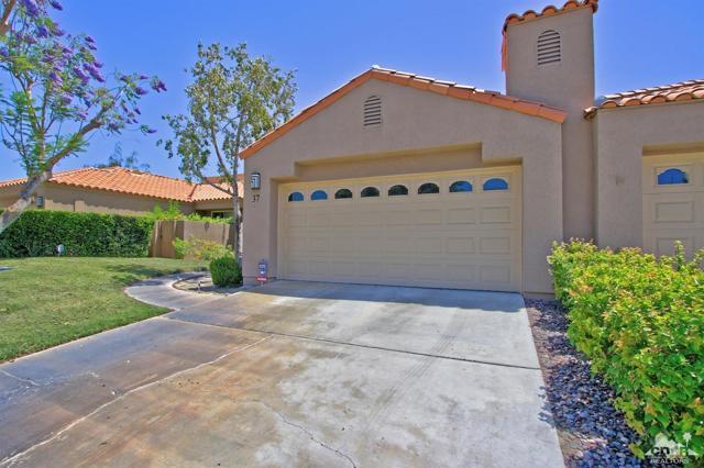 21. 37 Colonial Drive Rancho Mirage, CA 92270