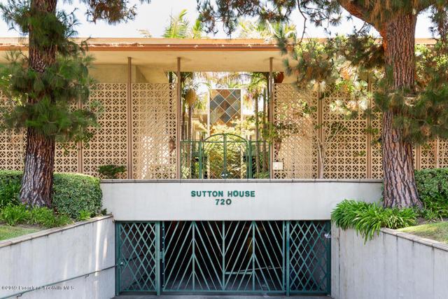 720 S Orange Grove Boulevard 3A, Pasadena, CA 91105