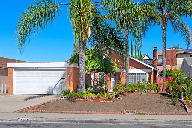 8360 Hydra Lane, San Diego, CA 92126